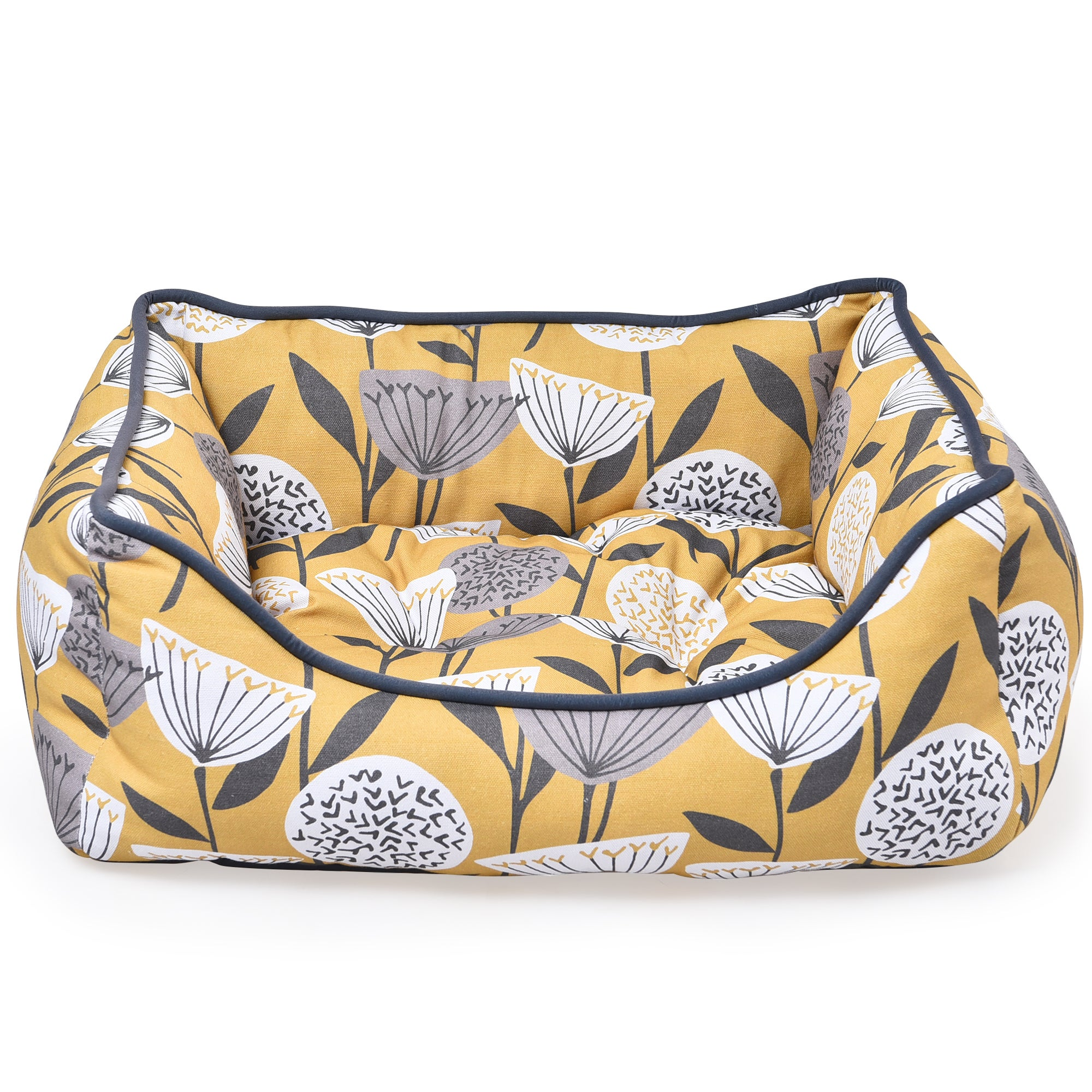 Emmott Square Dog Bed MultiColoured