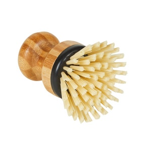 Bamboo Small Dish Brush