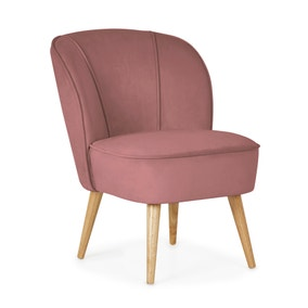 Elsie Cocktail Chair - Rose