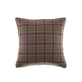 Carnaby Reversible Check Cushion