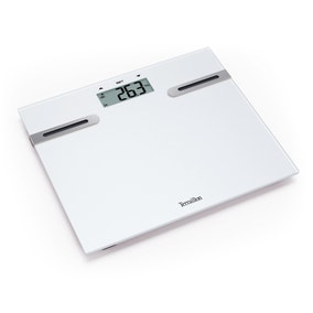 Terraillon White Body Fat Analyser Scales