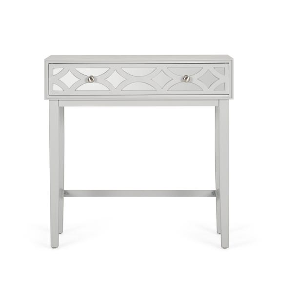 Delphi Dressing Table Grey