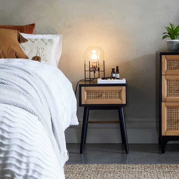 Franco Side Table Black