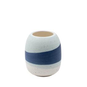 Nautical Dipped Ceramic Tumbler