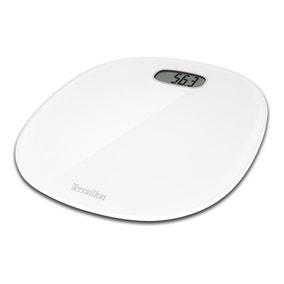 Terraillon White Oval Scales