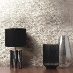Titanium Silk Gilver Wallpaper