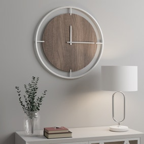 Reluxe Wall Clock 60cm