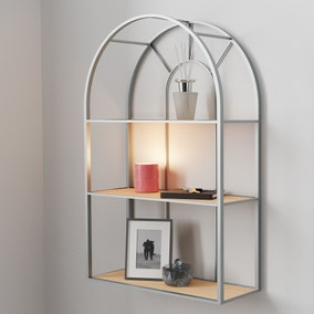 Window Shaped Shelf