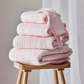 Dorma Tencel Sumptuously Soft Rose Towel
