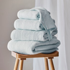 Dorma Tencel Sumptuously Soft Duck Egg Towel