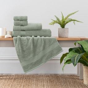 Sage Green Egyptian Cotton Towel