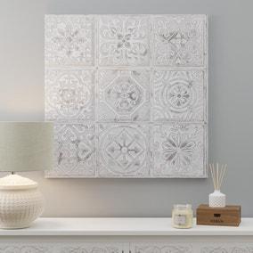 Morroccan Tile Canvas