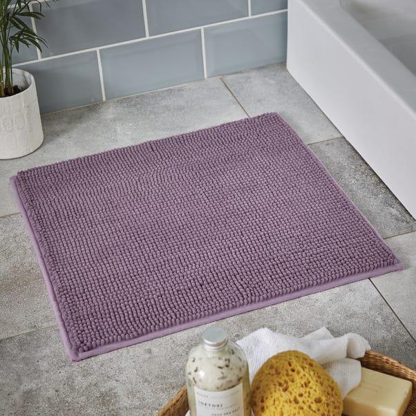 Lavender Mini Bobble Shower Mat