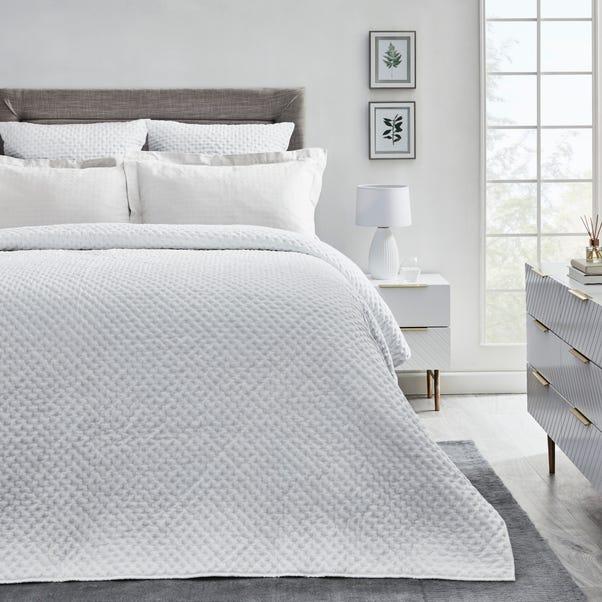 Dorma Purity Genevieve Bedspread  undefined