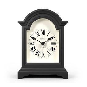 Jones Night and Day Gravity Grey Mantle Clock