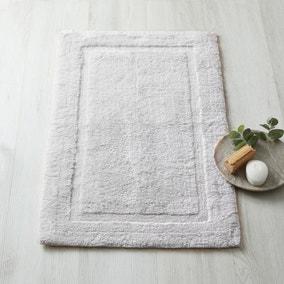 Dorma Sumptuously Soft Silver Birch Bath Mat