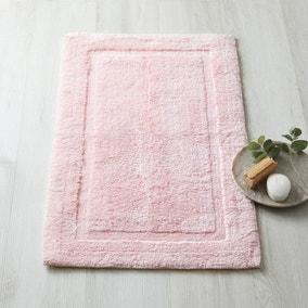 Dorma Sumptuously Soft Rose Bath Mat