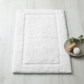 Dorma Sumptuously Soft Snow Bath Mat