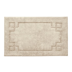 Luxury Cotton Non-Slip Mushroom Bath Mat