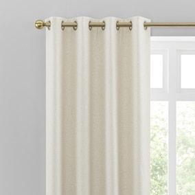 Sydney Ecru Eyelet Curtains