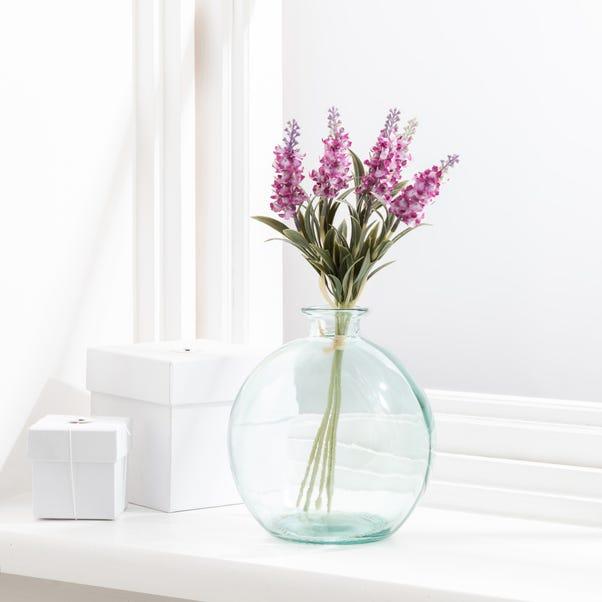 Artificial Lavender Bundle Purple 32cm Purple