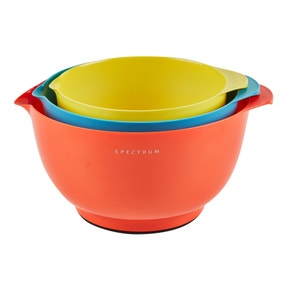 3 Piece Bright's Dunelm Mixing Bowl