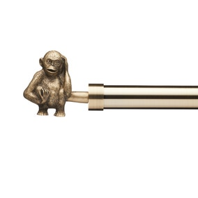 Pair of Monkey Finials