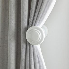 Ashton Wooden Curtain Holdback