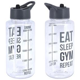 Eat Sleep 1L Water Bottle