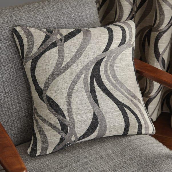 Mirage Charcoal Cushion Charcoal