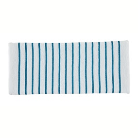 Pack of 5 Blue Terry Tea Towels