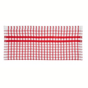 Portobello Mayland Check Tea Towel