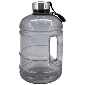 Black 1.9L Gym Water Bottle