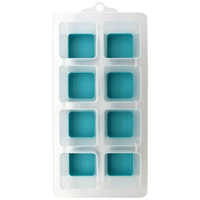 Large Teal Ice Cube Tray
