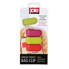 Joie Pack of 3 Bag Twist and Seals