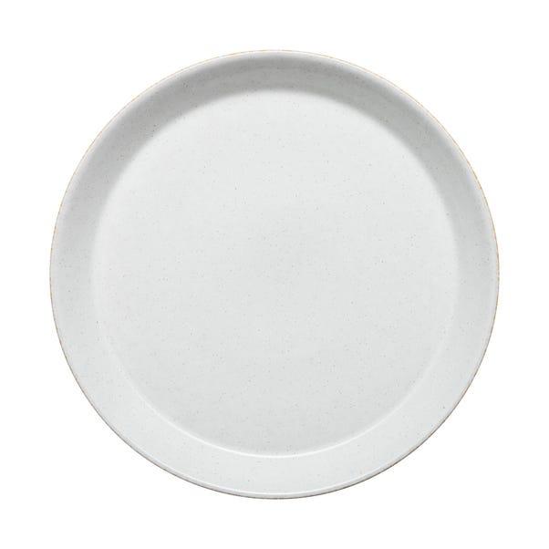 Denby Impression Cream Medium Plate Cream
