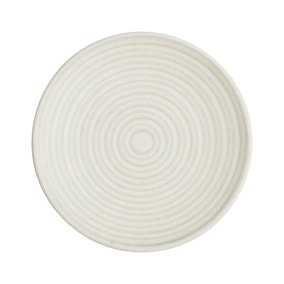Denby Impression Small Cream Accent Plate