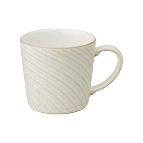 Denby Impression Large Cream Accent Mug