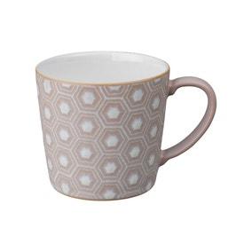 Denby Impression Large Pink Accent Mug