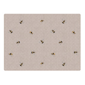 Set of 4 Bee Placemats