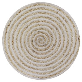 Set of 2 Natural Rope Placemats