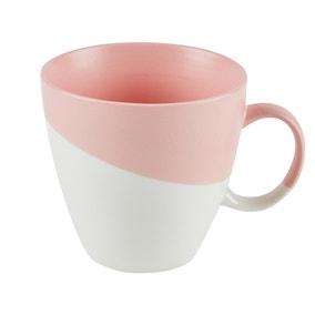 Pastel Pink Dipped Mug
