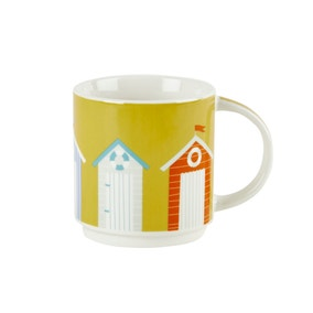 Coastal Seaside Hut Mug