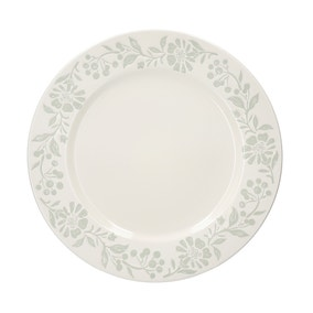 Arts and Crafts Dinner Plate