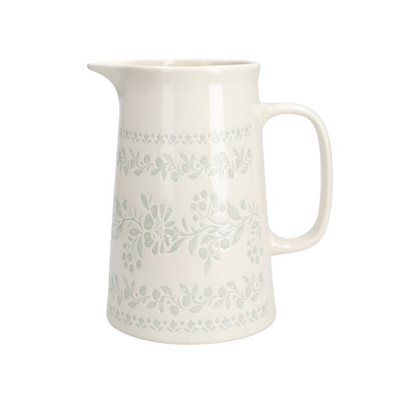 Arts and Crafts Jug Cream