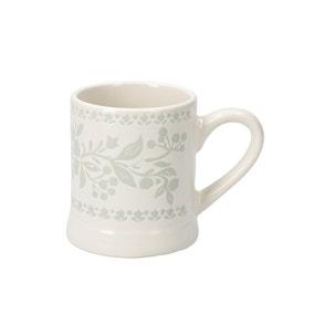 Arts and Crafts Small Footed Mug