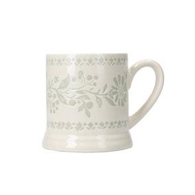 Arts and Crafts Footed Mug