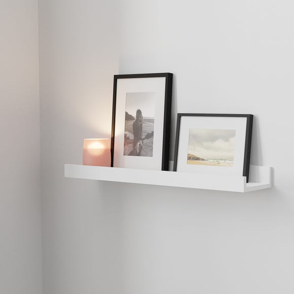 Picture Ledge 60cm White