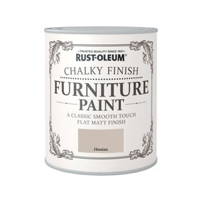 Rust-Oleum Hessian Matt Furniture Paint