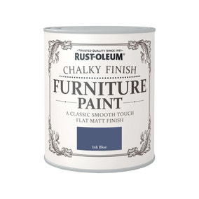 Rust-Oleum Ink Blue Matt Furniture Paint